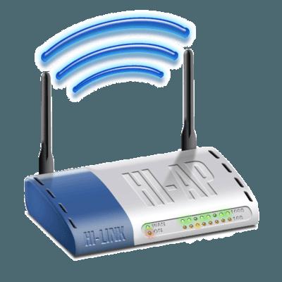 router icono