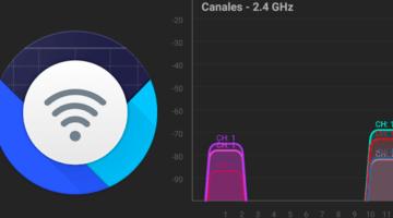 analizar las redes WiFi cercanas