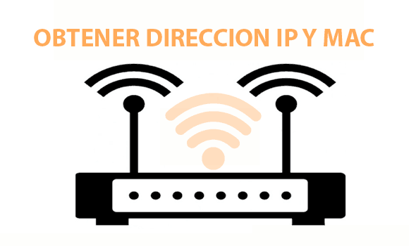 obtener direccion mac e ip privada
