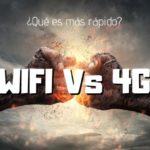 ¿Qué es más rápido el WiFi o la red de datos móviles?