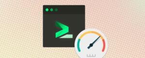 Cómo hacer un test de velocidad desde la consola o terminal